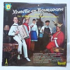 GUY AESCHLIMANN Accordeon Musette en Bourgogne AFA 20722