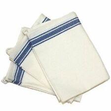Aunt Martha's Vintage Style Blue Kitchen Dish Tea 100% cotton - 3 towels - NEW