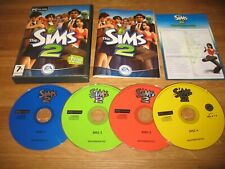 PC game - The Sims 2 CD ROM boxed complete