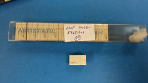 (1PC) 536511-1 TYCO Conn Backplane RCP 24 POS 2mm Press Fit RA Thru-Hole
