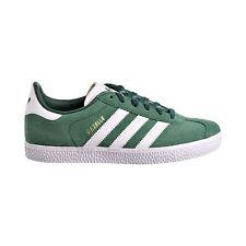 Adidas Gazelle Big Kids Shoes Green-White CG6697
