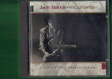 JACK BRUCE - WILLPOWER CD APERTO NON SIGILLATO