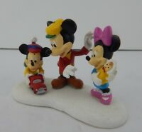 Dept 56 Mickey's Merry Christmas Village Mickey's Toys #4049831 New Retired