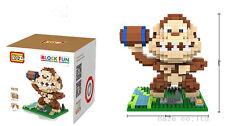 Nano Block LOZ Diamond Micro Blocks Building Toy Pixels Arcade Donkey Kong AUU