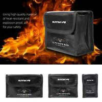 For DJI Mavic Air 2 Lipo Battery Safe Storage Bag Explosion-proof smoothlgs Z1Y6