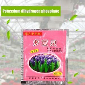 1/10PCS Carbendazim Bonsai Growth Hormone Sterilization Fertilizer T1O3