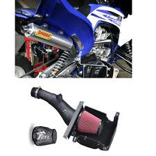 Sparks Racing X6 Race Exhaust Fuel Customs Intake AirBox Yamaha Raptor 700 2015+