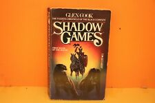 Shadow Games: First Book of the South Glen Cook (Paperback) GC (1004)