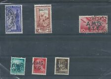 Trieste stamps. 1949 European Recovery plan 15l, plus others (B635)