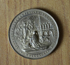 MEDAGLIA VATICANO PAPA LEONE XIII 1878 1903 PONT MAX 1897 CONGRESSO ECUMENICO