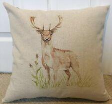Beautiful Handmade Deer / Stag Cushion