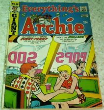 Everything's Archie 28, Vf (8.0) 1973, 50% off Guide!