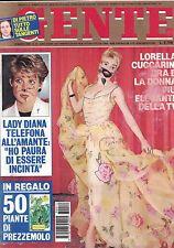 1993 03 15 - GENTE - ANNO XXXVII - N.12 - 15 03 1993 - LORELLA CUCCARINI