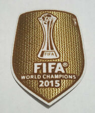 2015 UCL UEFA FIFA World Champions League Badge Patch For Barcelona Jersey