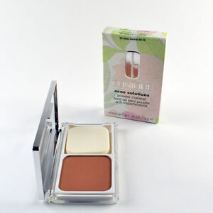 Clinique Acne Solution Powder Makeup DEEP NEUTRAL #20 (M-N) - 0.35 Oz. / 10 g