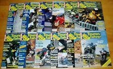 Tourenfahrer 1999 komplett 1-12 Motorrad Reisen Test Technik Jahr Zeitschrift