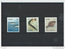 LOT : 122015/492A - ALAND 1990 - YT N° 38/40 NEUF SANS CHARNIERE ** (MNH) GOMME