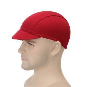 Men Women Bicycle Cycling Cap Hat Outdoor Sports Run Sunhat Suncaps Headwear New