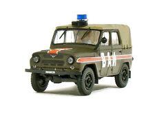 1/43  MILITAIRE UAZ 469 Bachée police militaire RUSSE !