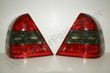 MERCEDES C Class W202 Sedan Red Smoke Tail Lights Lamps LEFT + RIGHT 1994-2000