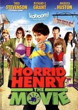Horrid Henry: The Movie (DVD, 2013, Slime Pack) NEW, WITH SLIME