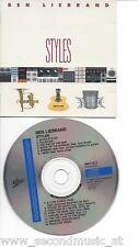 CD--BEN LIEBRAND--STYLES------ALBUM