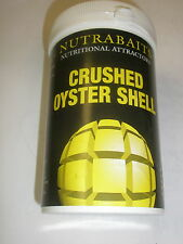 Nutrabaits Crushed Oyster shell 400g Nutritional Attractor Carp fishing