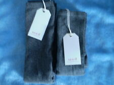 BNWT SEED CHARCOAL FOOTLESS Tights  Sz 3 5 9 12 RRP $24.95 FREE POST LAST STOCK