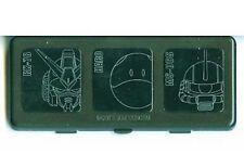 NDS Game SD Gundam G Generation Cross Drive Pre-Order Present Card Case Japan