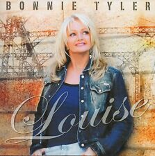 CD single Bonnie TYLER Louise 2-track CARD SLEEVE   FRENCH VERSION RARE