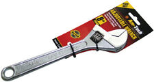 """8"""" 200mm Adjustable Spanner Wrench Drop Forged Heat Treated Carbon Steel"""