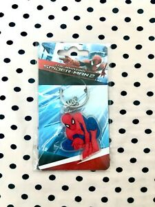BRAND NEW AMAZING SPIDERMAN 2 KEYRING (SEALED WITH PACKAGING)