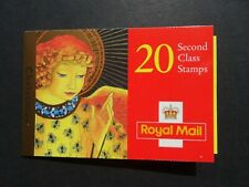 ELD 20x GB 2nd class Booklet stamps LX16 dated 1998