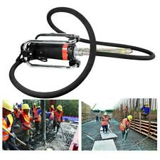 1100W Electric Concrete Vibrator & 14-3/4 Ft Poker to Remove Air Bubbles Level