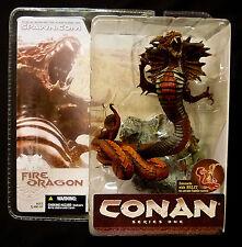 McFarlane Toys Conan Fire Dragon Series 1 Figure New from 2004