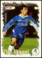Jody Morris #32 Futera Chelsea Football 1999 Trade Card (C336)
