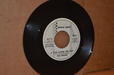 EDIE WALKER: A STOP ALONG THE WAY; RISING SONS 719 VG++ NORTHERN SOUL WLP 45 RPM