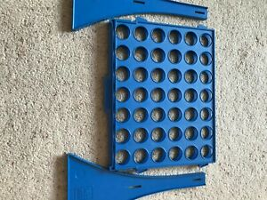 Connect 4 Game Playing Grid. Genuine MB Games Parts.