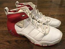 Nike Air Jordan Jumpman Jeter Vital Red White 315786-102 Sz 12