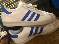 Adidas Sneakers Jabbar Lo Running White Air Force Blue White 10