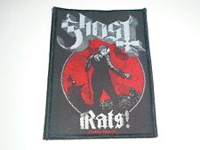 GHOST RATS WOVEN PATCH