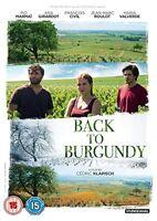 Back To Burgundy [DVD][Region 2]