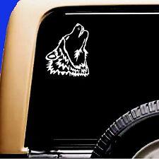 Husky Howl Siberian Dog Vinyl Car Decal Rv Sticker - Original Design
