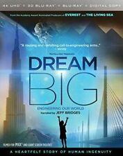 Dream Big Engineering Our World 4k BLURAY