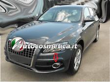 set 2 Cover Cornici Cerchi Fendinebbia in ABS Cromo Paraurto AUDI Q5-I° qualita'