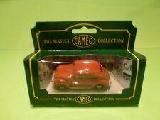 CORGI TOYS CAMEO VW VOLKSWAGEN BEETLE - SPLIT WINDOW 1:60? -  EXCELLENT IN BOX