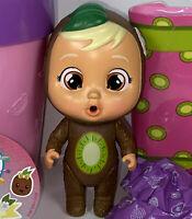 NEW Cry Babies Magic Tears Tutti Frutti KIWI 🥝 Opened Mostly Sealed