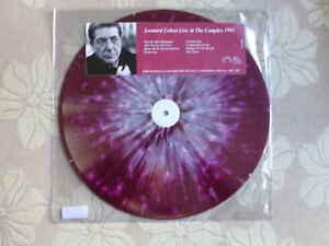 LEONARD COHEN Live at the complex 93 LP Vynil couleur 500 copies