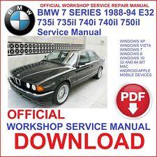 bmw e65 service manual pdf