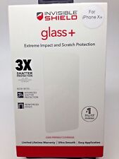 "ZAGG Invisible Shield Glass+ Screen Protector for Apple iPhone Xr (6.1"")"